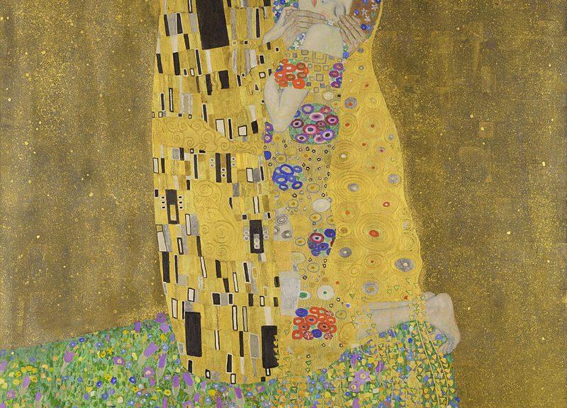 Der Wiener Maler Gustav Klimt