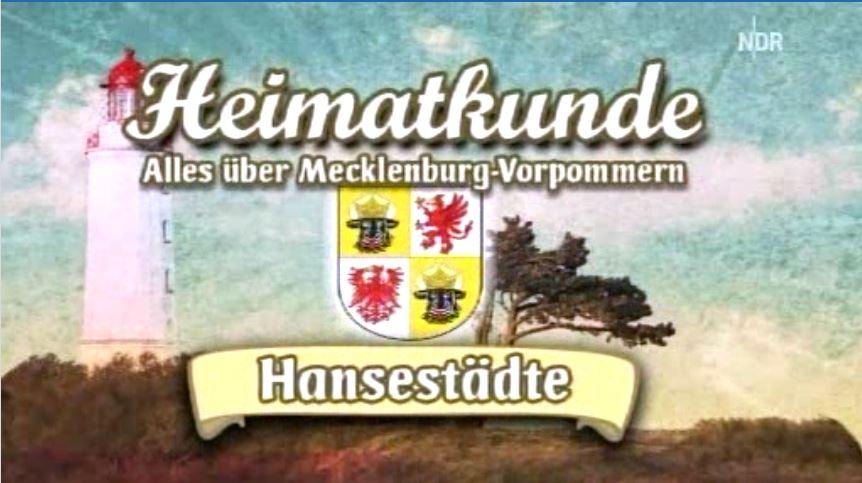 Heimatkunde Hansestädte | NDR